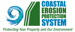 Coast Erosion Protection System Logo