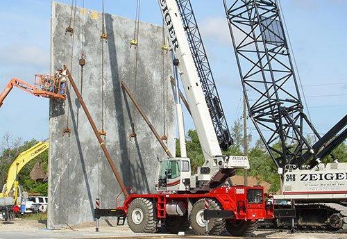 GCM Tilt-Wall Concrete Panel Lift