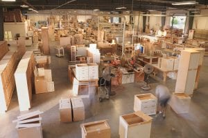 GCM Warehouse Project Main