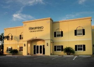 GCM Ruffino Project Warehouse Exterior