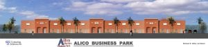 Alico Business Park Rendering