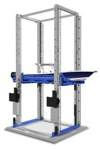 Automated Storage and Retrieval by GCM