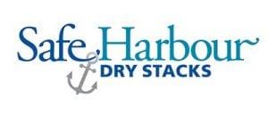 safe harbour dry stacks logo