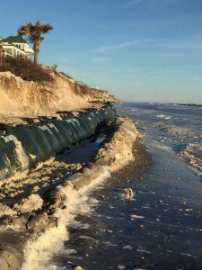 TrapBag, coastal erosion protection