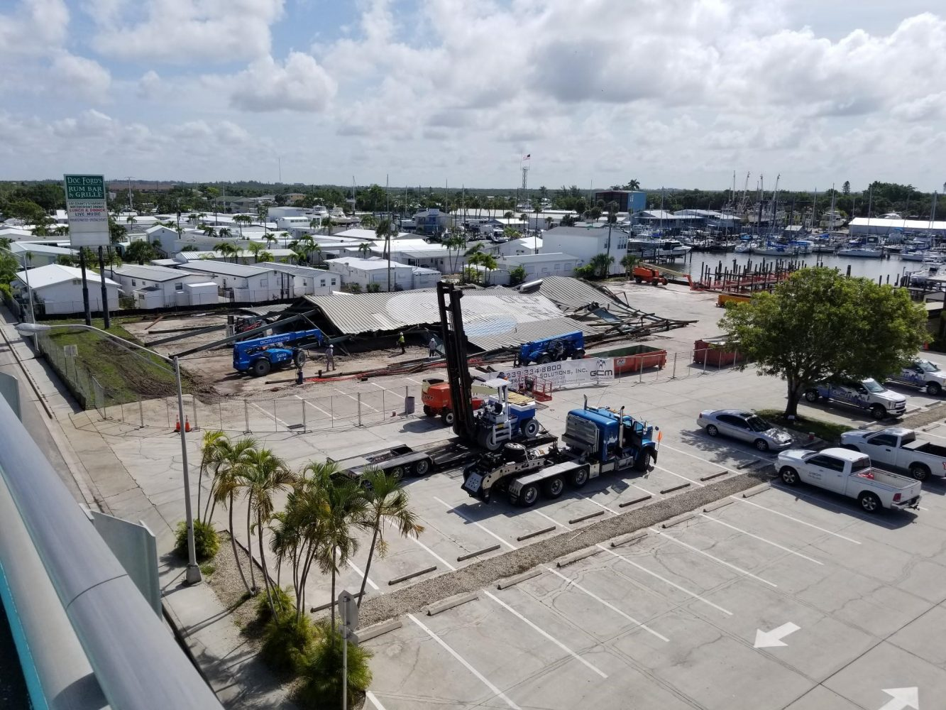 Project Update Gulf Star Marina