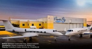 Aviation Construction Services by GCM Contracting