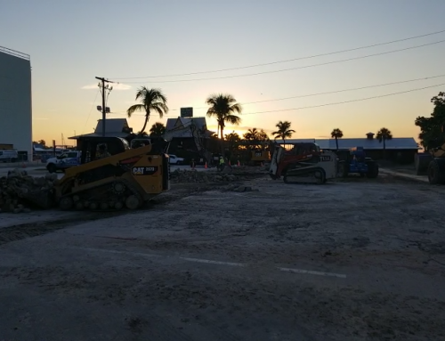 Project Update: Gulf Star Marina (9-11-19)