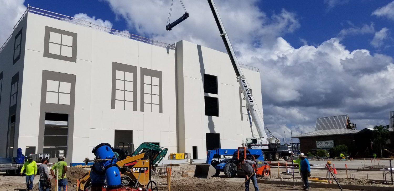 asar crane construction