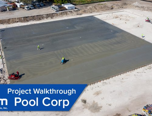 Project Walkthrough – Poolcorp – 1/9/2021