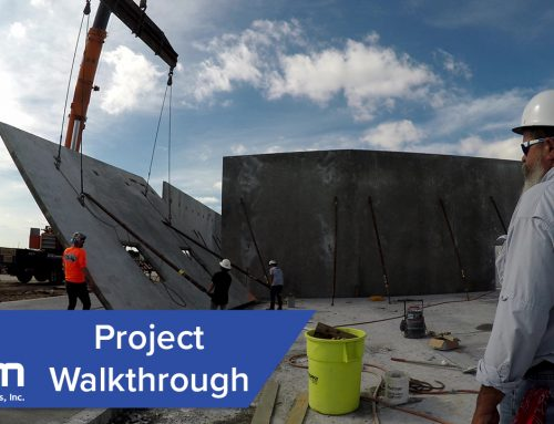 Project Walkthrough – 1/15/21