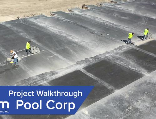 Project Walkthrough: PoolCorp (1/27/21)