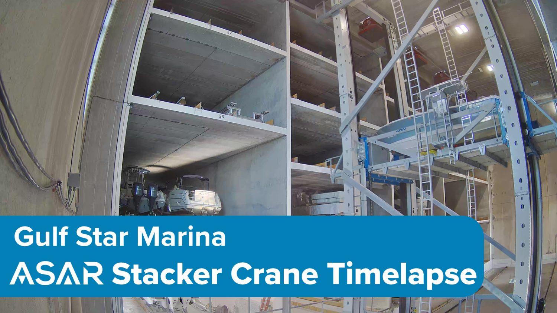 ASAR Crane Timelapse