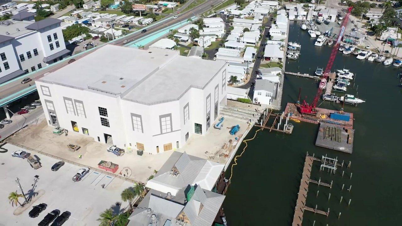 gulf star marina construction