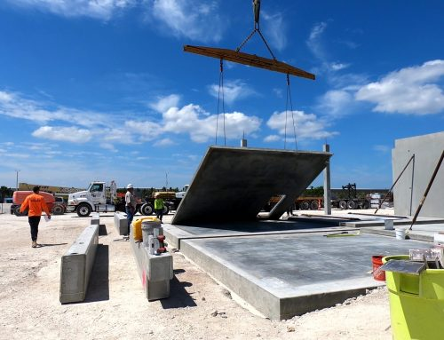 Panels Raised at Job in Fort Myers